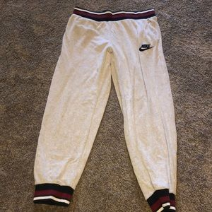 Nike Terry Cloth Joggers